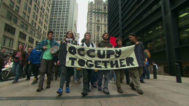 Occupy Wall Street: Speech vs. security