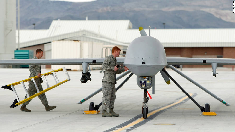 US Responds To Iranian Drone Claims