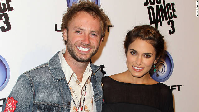 Nikki Reed and Paul McDonald are in the midst of wedding preparations.