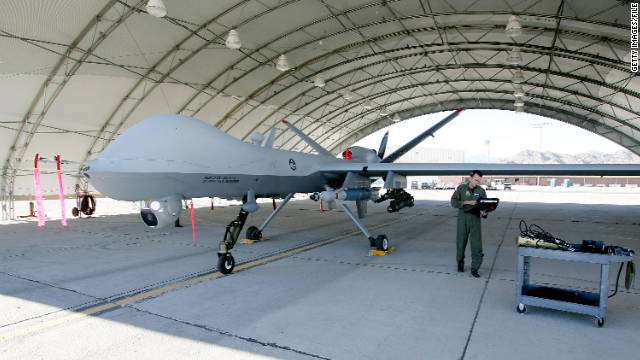 Virus infects U.S. military drones