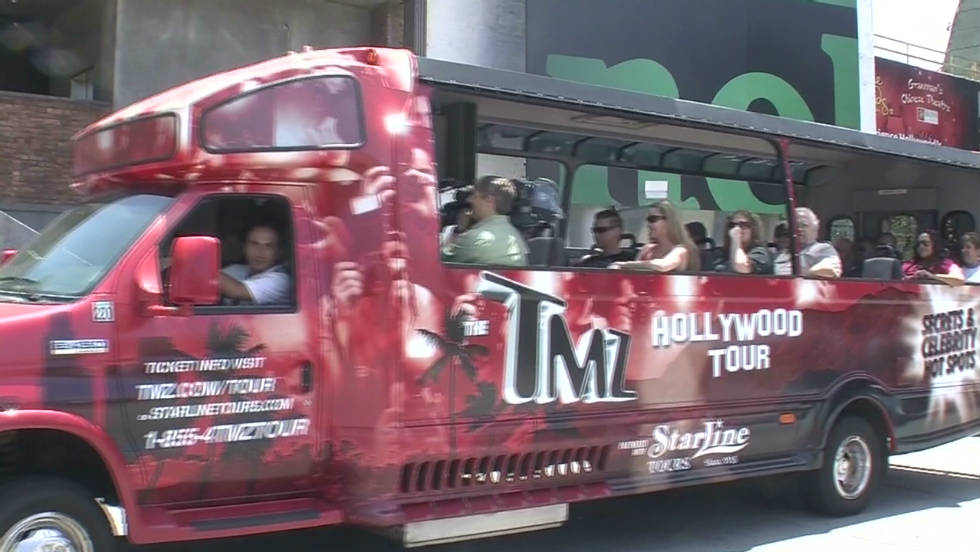 Tmz tour route for Tmz tour new york city