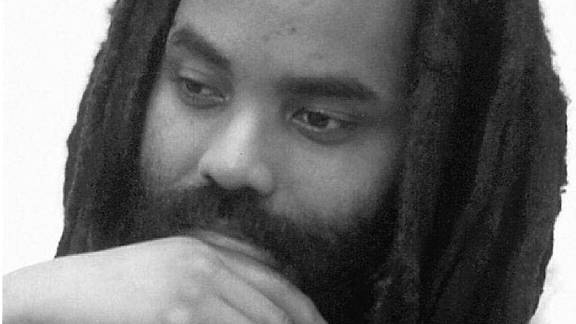 Mumia Abu-Jamal, pictured in 1994, has been an outspoken activist from on death row at a Pennsylvania prison.