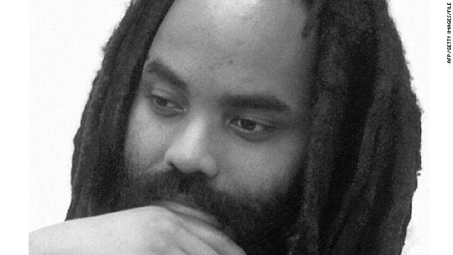 Mumia Abu-Jamal, shown in this 1994 photo, is on death row at the Pennsylvania Department of Corrections Facility in Huntington, Pennsylvania.