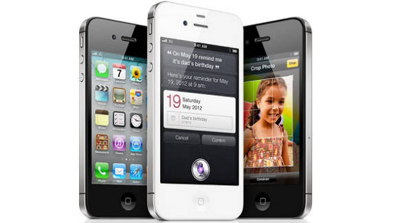 The iPhone 4S has sold more than 4 million units, but there have been some complaints from early users.