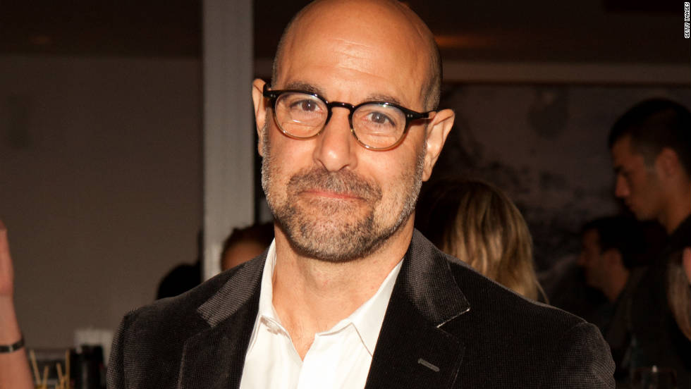 We know that, at 50, Tucci is too old to pull off a the young Jobs who built Apple in his family's garage. But he'd be masterful as the older Jobs. The Emmy winner and Academy Award nominee has made a career playing smart, and sometimes intense, characters ... both of which are integral to portraying Jobs.