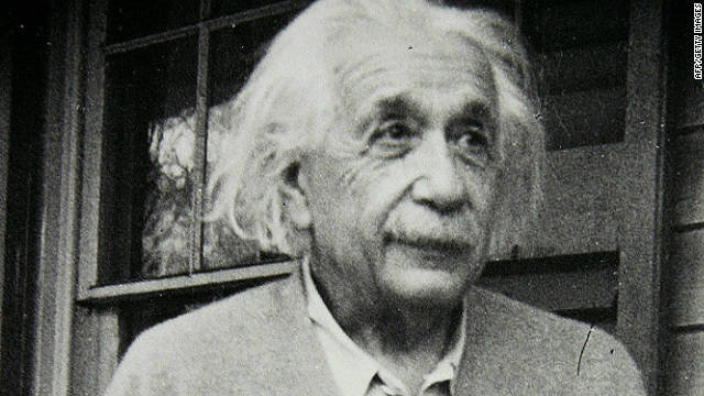 A typewritten letter signed by Albert Einstein three months before the outbreak of World War II sold for nearly $14,000.