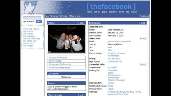 The site grew beyond the Ivy League to include more than 800 colleges and universities by May 2005, and its official name changed from Thefacebook to just Facebook that August. Facebook began allowing high school students to join in September.