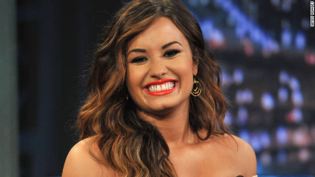 """I'm in a much happier and healthier place now, so I'll be able to decide when I need time off,"" Demi Lovato said."