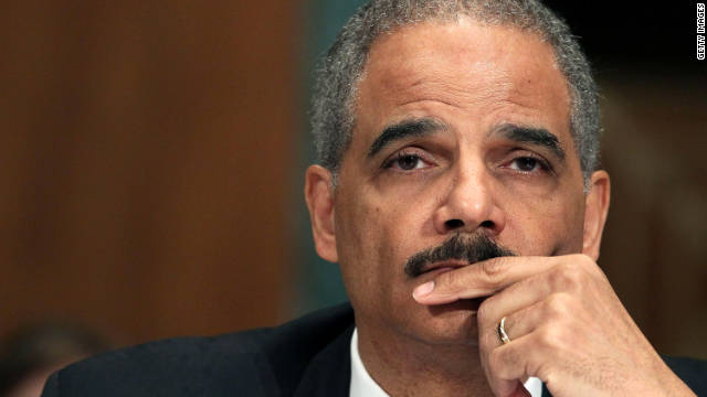 Attorney General Eric Holder faces criticism over Fast and Furious, but he says he was unaware of details of the gun operation.
