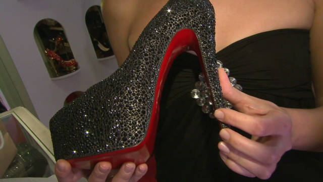 Louboutin: Sexy shoemaker to the stars