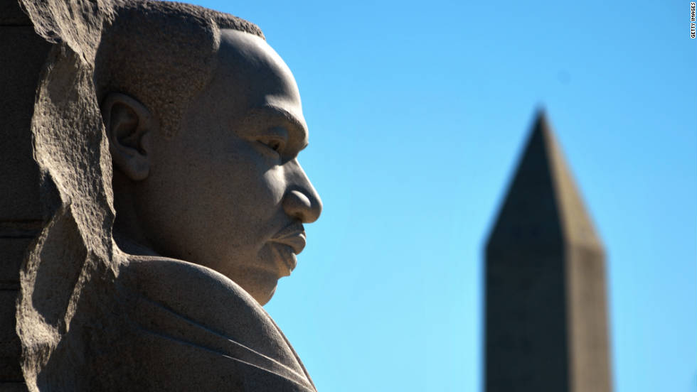 The dedication of the Martin Luther King Jr. National Memorial on Sunday, October 16, 2011 added another impressive monument to the tourist trail in Washington. The site features a 30-foot statue of the late civil rights leader gazing out on the Tidal Basin. Following are some of the U.S. capital's other historic monuments.