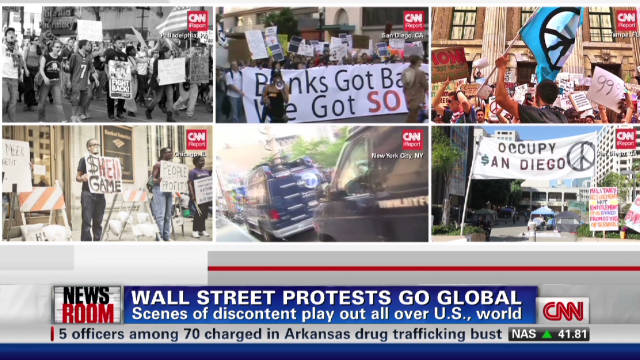 "NR Kaye ""Better and More Dangerous"" Occupy Wall Street _00002001"