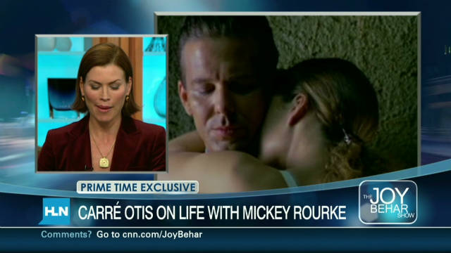 Mickey rourke has sex
