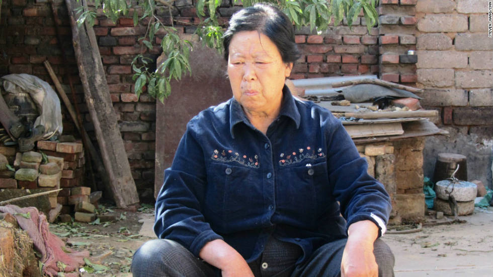 Zhang hopes the government would do whatever it takes to protect other families from the kind of anguish she has suffered.