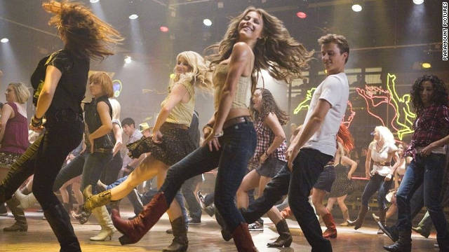 "The choreography in ""Footloose"" runs from line dancing to hip-hop and krumping."