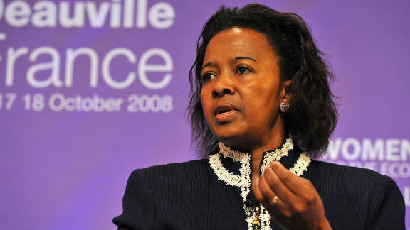 South African Wendy Luhabe was named in 1999 as one of the 50 Leading Women Entrepreneurs of the World.