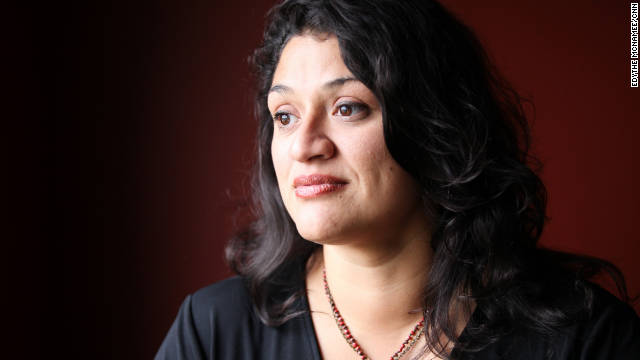 Theresa De Leon helped organize a Latino work stoppage on Dia de la Raza, a Mexican holiday coinciding with Columbus Day.