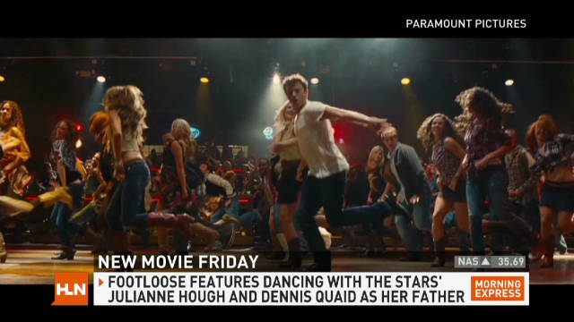 New Movies: 'Footloose', 'The Thing'