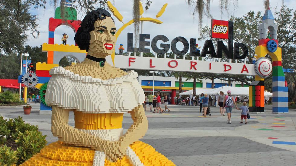 A sneak peek into Florida's Legoland | CNN Travel