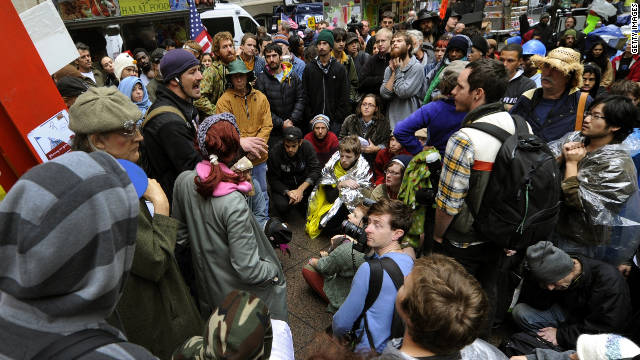 Making Occupy Wall Street  'better and more dangerous'