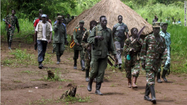Lord's Resistance Army commander Dominic Ongwen accused of war crimes