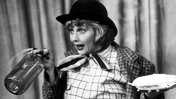 The first woman to run a production company. The first woman to star in an interracial relationship on TV. One of the first women to show her real pregnancy on TV. Lucille Ball's dynamite influence both on screen and behind the scenes of comedy television reshaped the genre for decades to come, particularly for women.