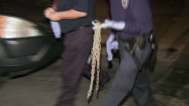 2011: Adults found chained in basement