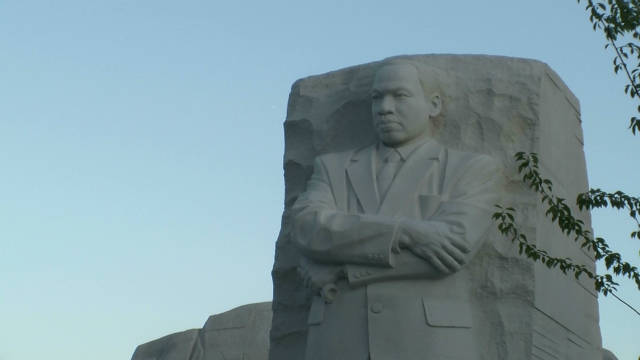 Controversy over new MLK sculpture