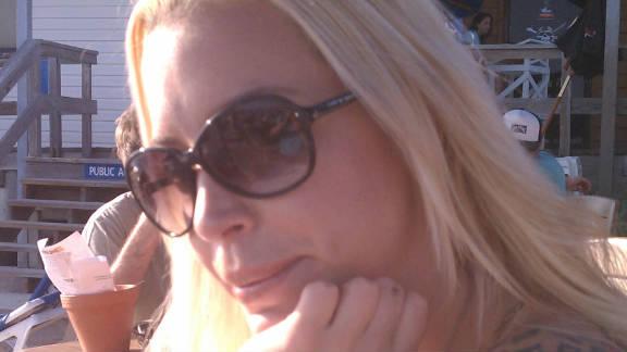 Robyn Gardner was last seen in August on a beach on the Caribbean Island of Aruba.