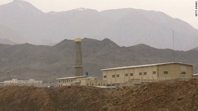 Iran's Natanz enrichment site was crippled when a computer virus attacked a portion of the centrifuges