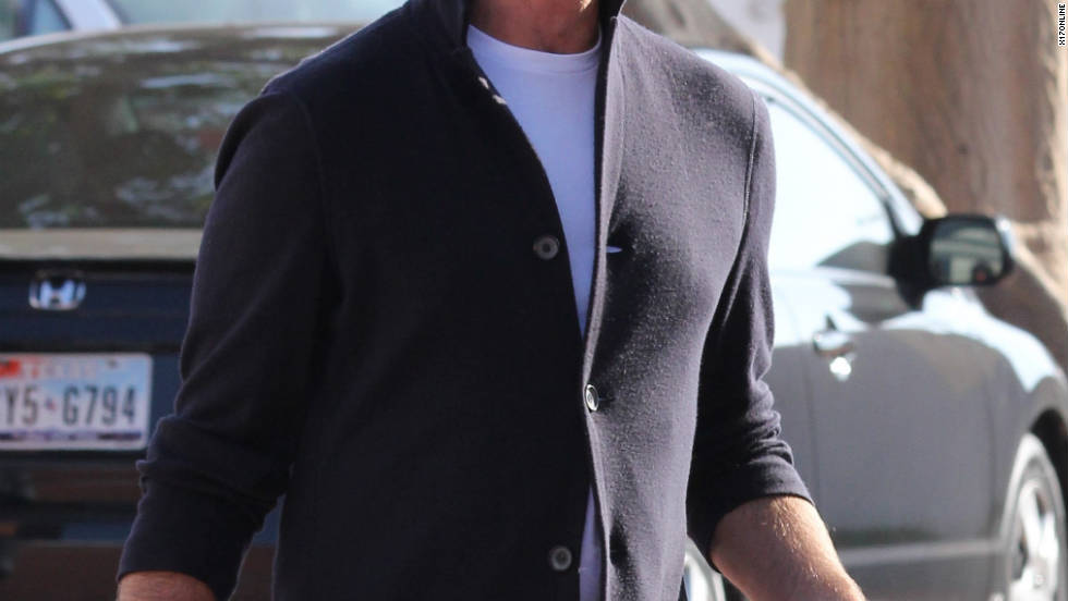 Pierce Brosnan goes shopping in Malibu.