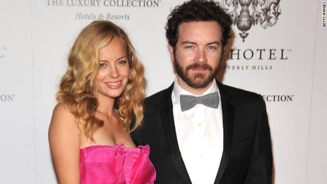 Danny Masterson proposed to Bijou Phillips, his costar in several films, in March 2009.
