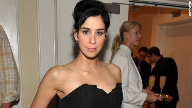"Sarah Silverman was seen earlier this year in a guest star role on CBS' ""The Good Wife."""
