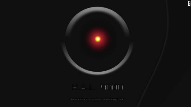 "HAL, the homicidal artificial intelligence in ""2001: A space Odyssey,"" may have scared manufacturers away from male automated voices."