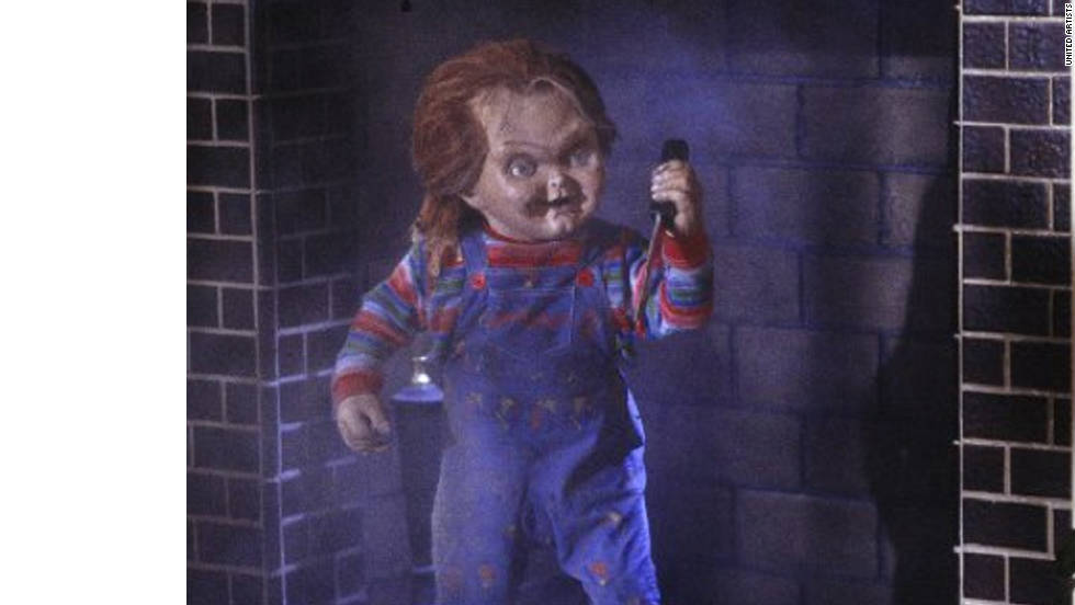 "Not to be confused with American Girl Dolls and Cabbage Patch Kids, Chucky -- the star of the ""Child's Play"" franchise -- has tormented children (and adults) since 1988. After the first three films, the franchise adopted the comedy horror genre."