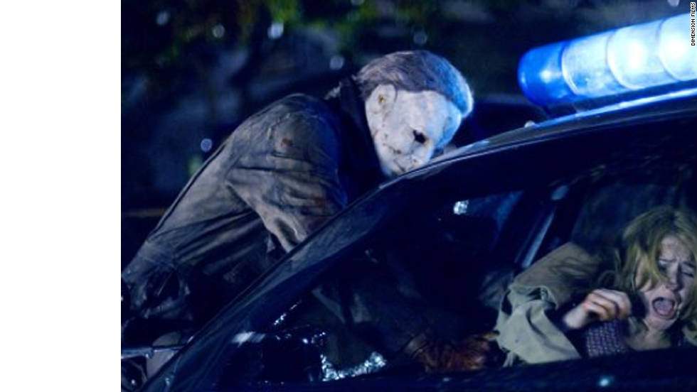 "The ""Halloween"" franchise is made up of 10 slasher films, all of which take place during -- surprise! -- Halloween."