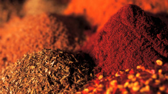 An FDA report on imported spices finds some of them are contaminated with bug parts and salmonella.
