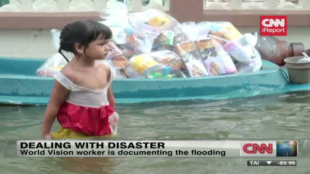 Dealing with disaster in Thailand