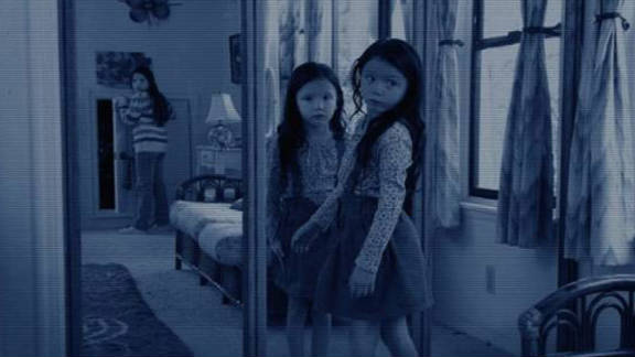 Review Paranormal Activity 3 Puts A Face On Evil
