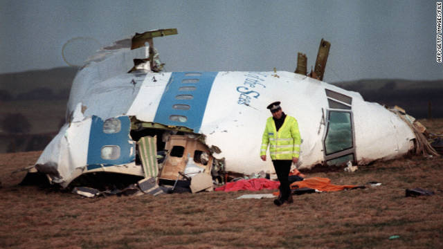 A look back at Lockerbie plane bombing