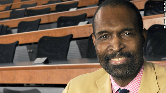 Prominent Emory University scholar Rudolph Byrd, 58, died Friday. He was suffering from multiple myeloma.