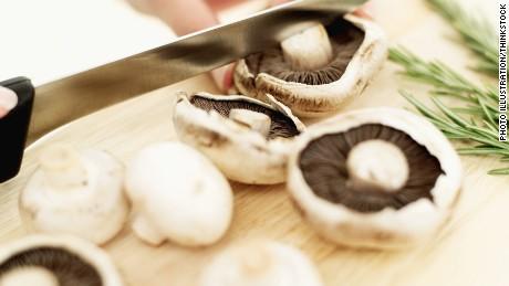 The humble mushroom is the new supercibo
