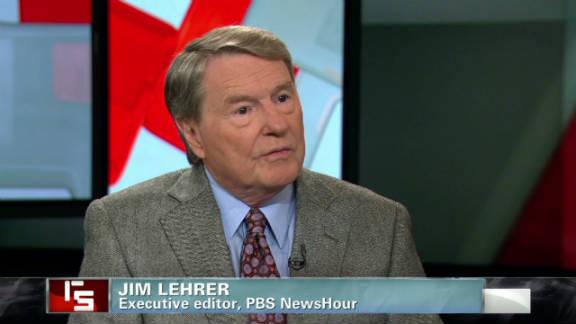 Veteran journalist Jim Lehrer discusses presidential debates on CNN