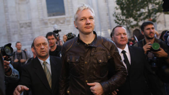 WikiLeaks saga insiders are split on Julian Assange
