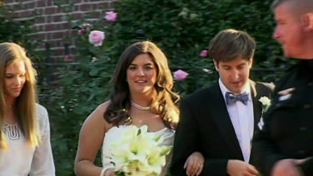 John Edwards' daughter Cate marries
