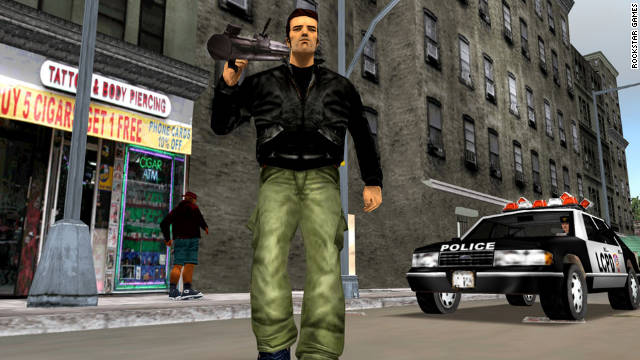 "U.S. sales of the ""Grand Theft Auto"" franchise exceed 44.7 million games."