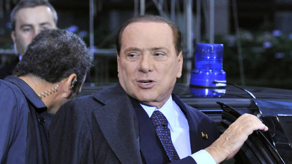 """Italian Prime Minister Silvio Berlusconi mused several years ago that high tax rates in Italy made evasion a """"natural right."""""""