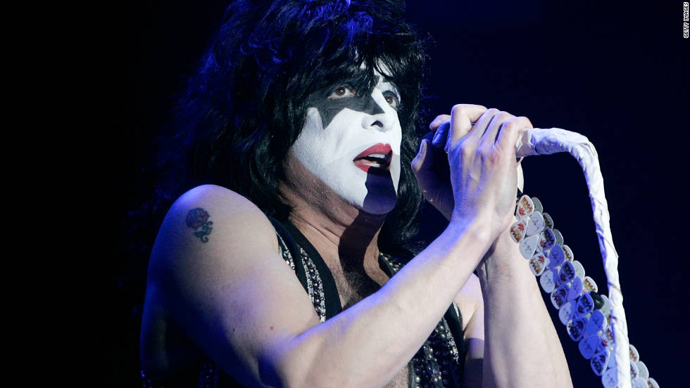 Kiss guitarist Paul Stanley says a birth defect helped motivate him to become a star