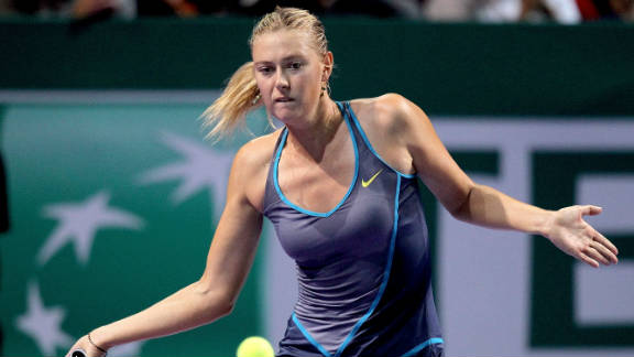 Maria Sharapova is confident of being fit for the Australian Open despite suffering from an ankle injury.