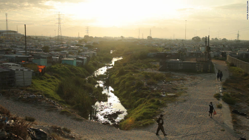 Khayelitsha is one of South Africa's largest townships. Many migrants to the Western Cape moved to Khayelitsha from country's rural Eastern Cape province, looking for opportunity and a better life.